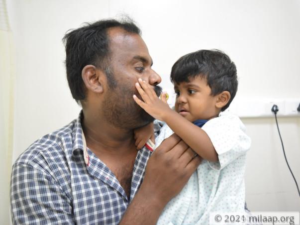 Help Baby R.S.Hazitha Miraclyn Fight Acute Lymphoblastic Leukemia