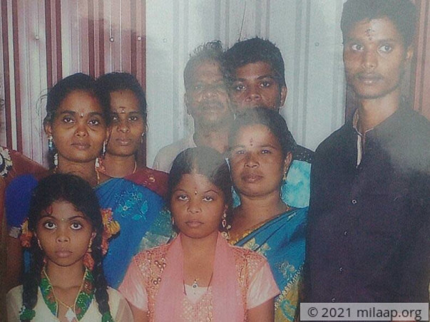 Komadhi has cancer and needs your help