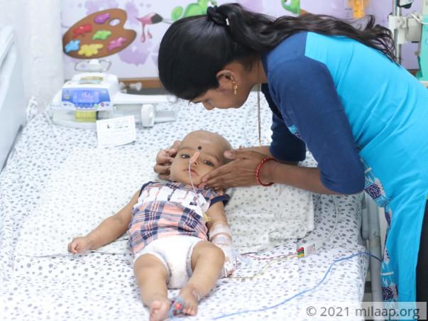 Help Ankur Recover From Tubercular Meningitis