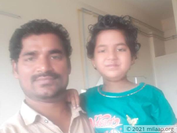 Help Dhanusha Recover From Acute Lymphoblastic Leukaemia
