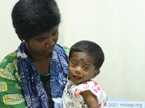 Help Vedanth Fight Decomposed Liver Disease