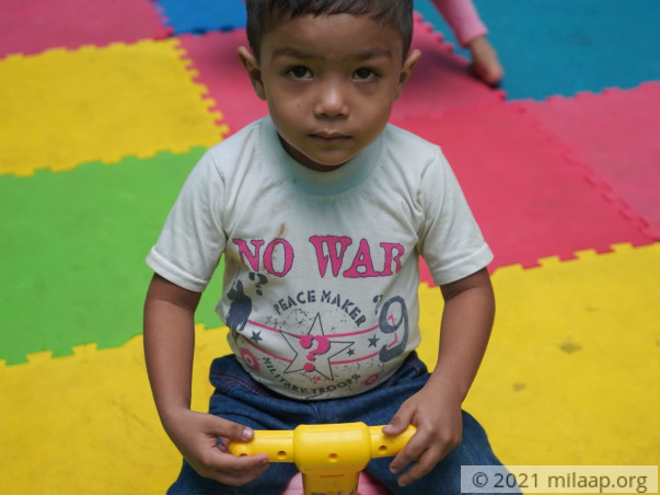 Help Vivek Fight Thalassemia Major