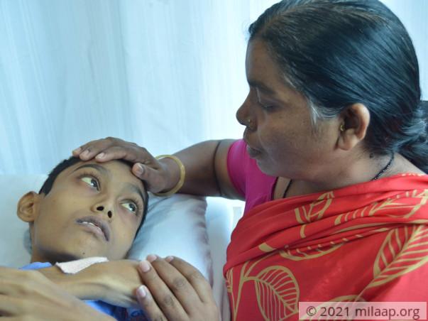 Help Jagdish Fight Liver Cirrhosis