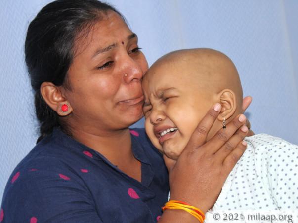 Help Mukthi Fight Acute Lymphoblastic Leukemia