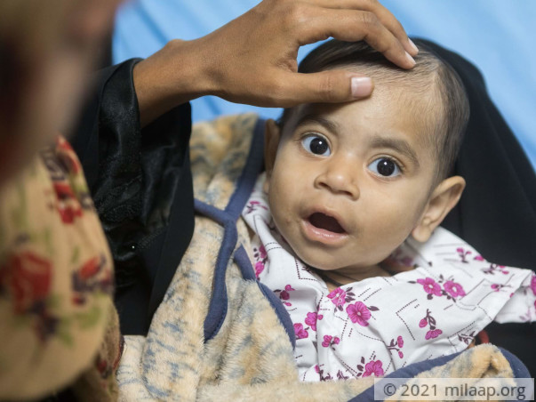 Help Baby Abid Undergo A Stem Cell Transplant