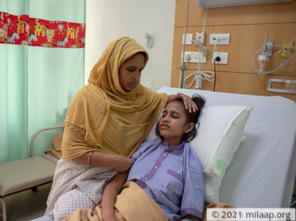 Help Rousanara Fight Reccurent Germ Cell Tumour