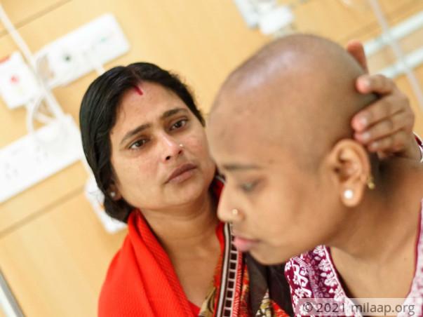 Help Deboshree Fight Acute Lymphoblastic Leukemia