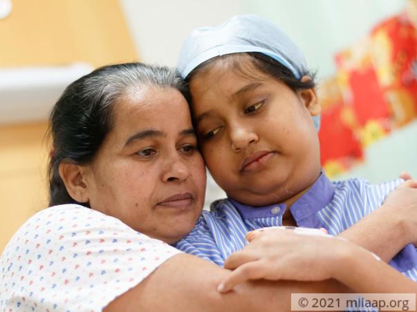 Help Naima Islam Fight Acute Lymphoblastic Leukemia