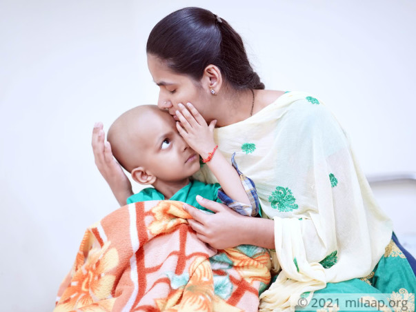 Help Srinath Fight Neuroblastoma
