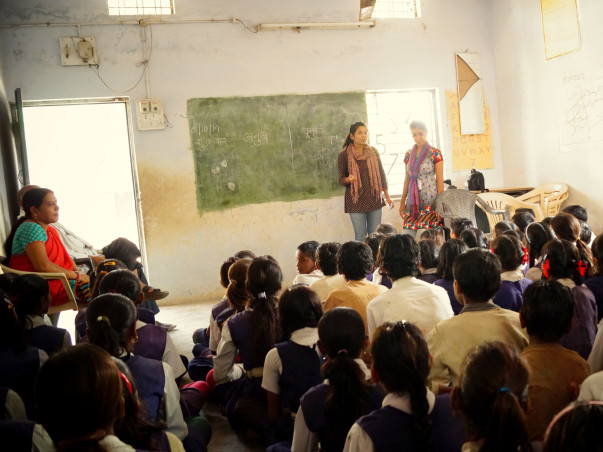 I am fundraising to help children from low income government schools to continue their education