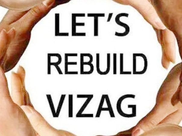 I am cycling 1500 Kms to fundraise for the survivors of Vizag. Every little support matters - join the cause!
