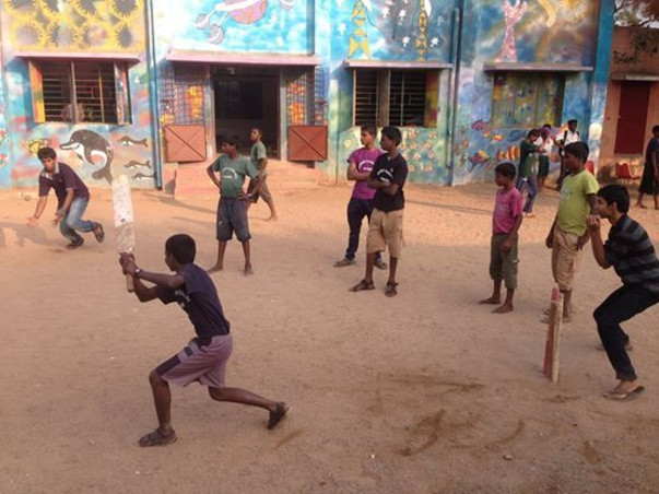 Help us raise funds to organize a sports day for 650 rural, underprivileged, Adivasi kids of Thiruvannamalai district