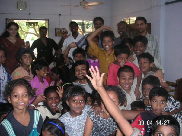 Cycling for a cause: Fundraising to provide basic amenities to underprivileged homes in Chennai. Join our cause!