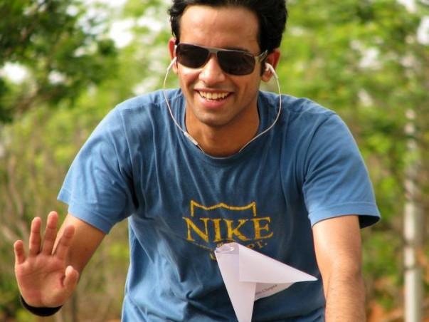 I am running a marathon to dreamRun 2015 - For a better India
