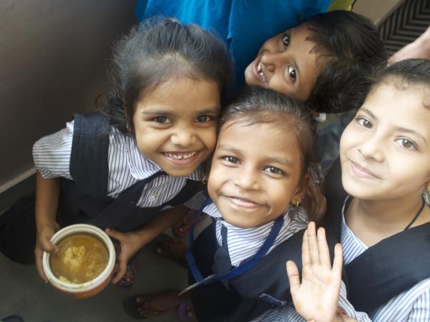 I am pledging my birthday to help underprivileged Indian girls attend school