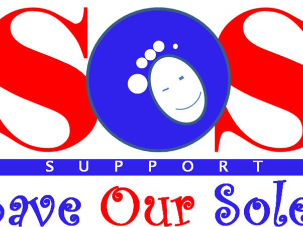 I am fundraising to 'SOS- Save Our Soles'