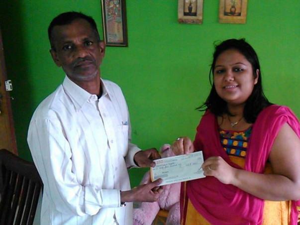 I am fundraising to help Mumbai's Suhasini fight cancer. Join my cause!