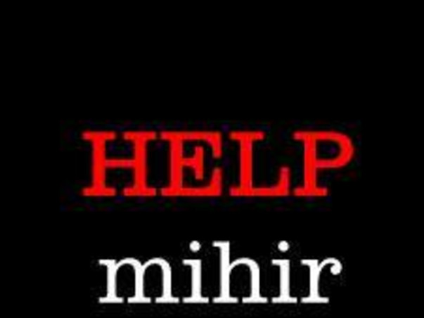 I am fundraising to help Mihir