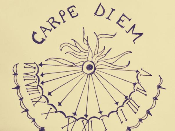 I am fundraising to carpe Diem!
