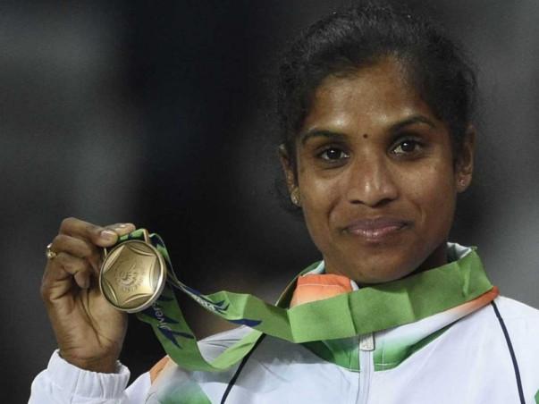 I am fundraising to help National Games Gold Medalist O P Jaisha