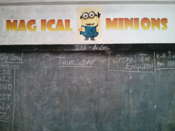 I am fundraising to provide basic amenities to my grade 2 students. Join my cause to support my magical minions! Where every rupee counts!