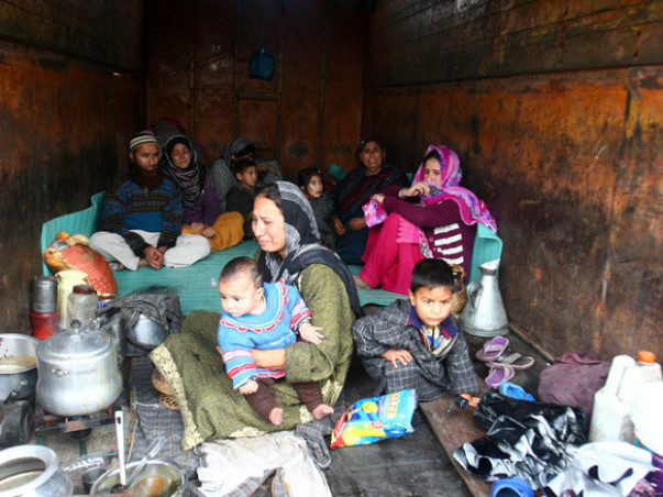 I pledge my birthday to bring Kashmir Flood Survivors Out of Darkness with Solar Lights
