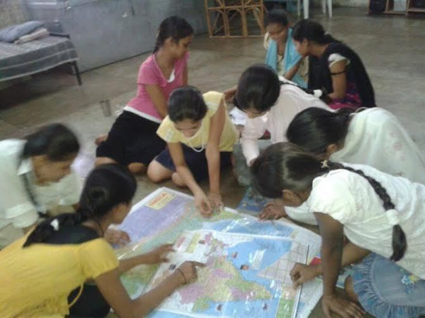 Fundraising to help orphans and destitute youth in India. Join our project!