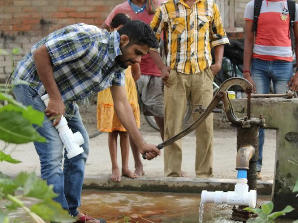 Fundraising to provide Clean Water To Communities In Rural India Using Filter Technology