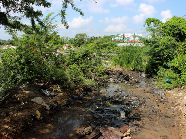 Fundraising to restore the Perumbakkam lake in Chennai. Join us to clean this lake - every support matters!
