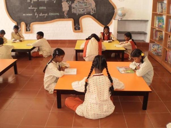 Fundraising towards educating Rural India - Support Isha Vidhya