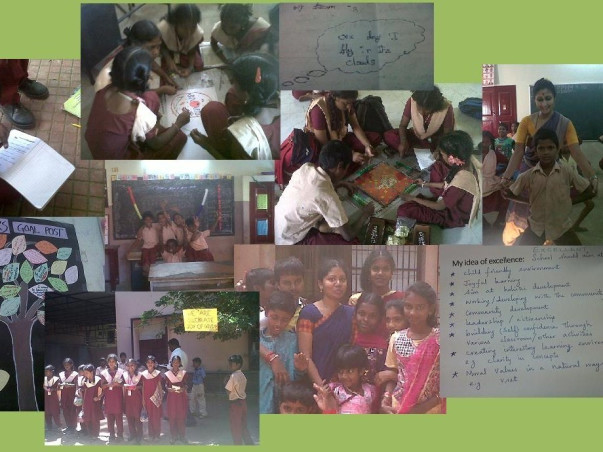 I am fundraising to provide holistic education for my students. Please support my cause.