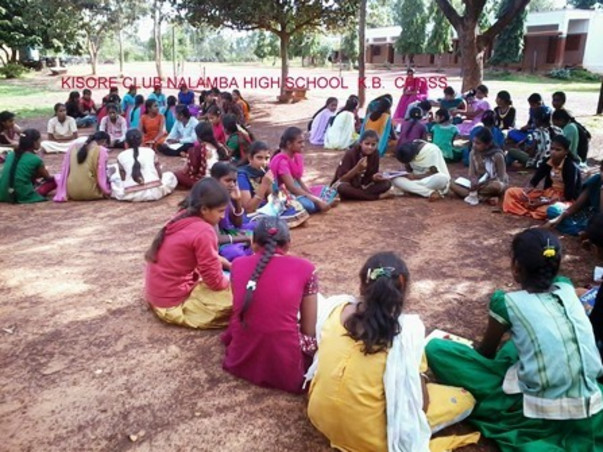 I am participating in Daan Utsav to  provide dignity to a rural woman during periods