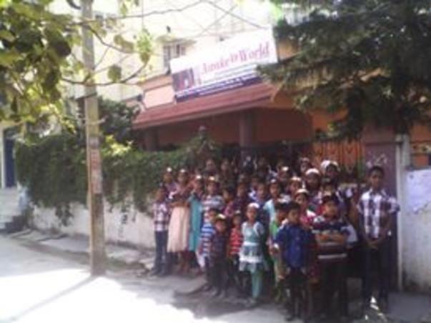 Help us raise funds to prisoner's kids