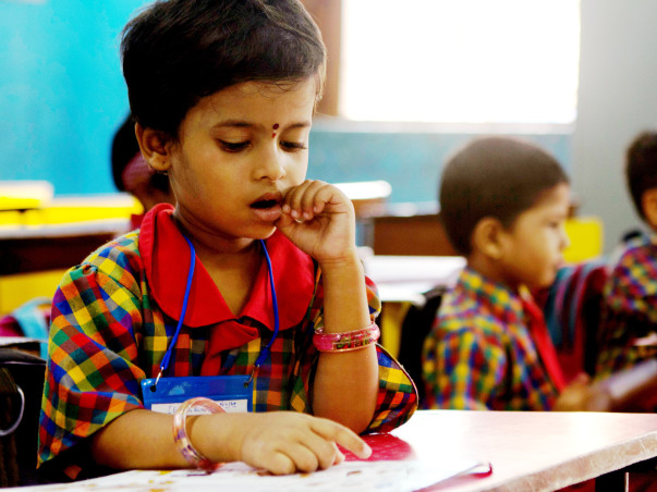 I am fundraising to educate children with learning disabilities from Municipal Schools in Thane