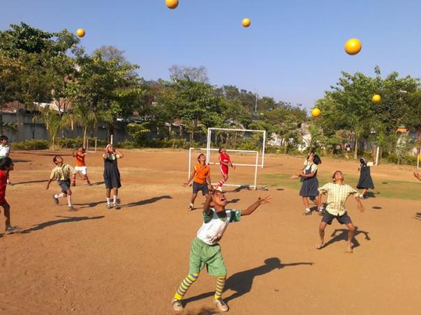 Every child deserves to PLAY - this Bengaluru marathon, help make it happen!