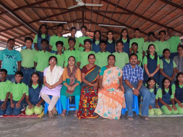 I am running a marathon to transform lives of Bangalore's slum children through top-class education