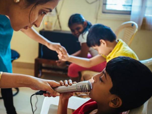 I am running the Bangalore Marathon to help autistic children through music therapy