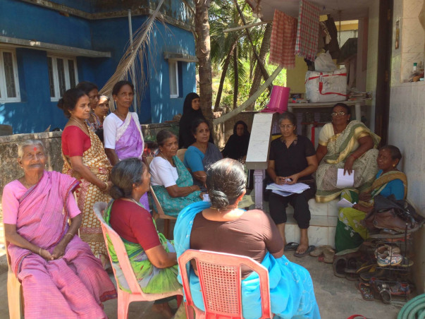 I am running the Bengaluru marathon this October to provide training program to women elected members in municipalities!