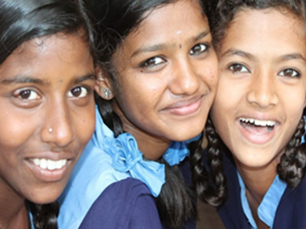 Running the Bengaluru marathon to support eight rescued young girls from the streets to receive higher education!
