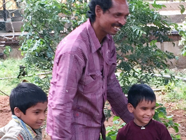 I am fundraising to help a Bihar boy and his family emerge from tragedy