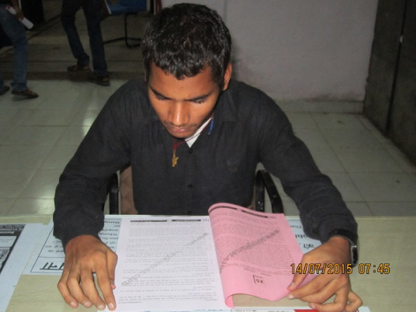 I am fundraising to help poor and needy students to get educated and earn sustainable livelihood