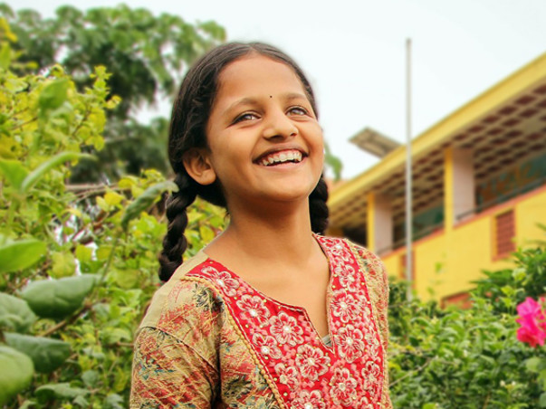 Run the Bangalore marathon to bring light to 50 girl children at Baale Mane!