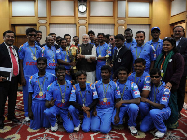 Join us to support the Indian blind cricket team to help them participate in the T20 Blind cricket world cup.