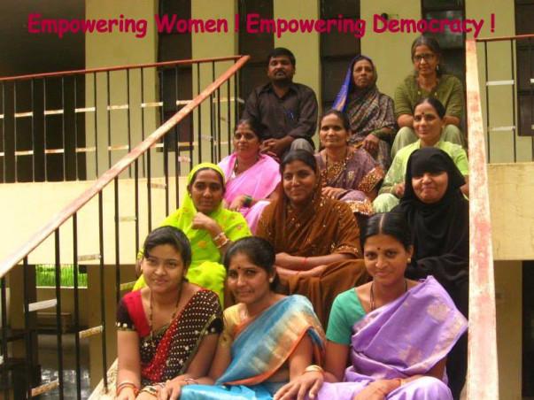 I am running Bengaluru Marathon to raise funds for providing training to women elected members in municipalities across Karnataka