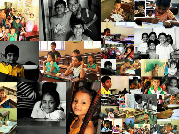 I am fundraising to empower Children With What They Deserve