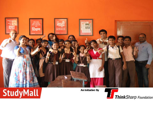 A StudyMall is a project which is more than just a librarywhich provides better educational infrastructure in rural areas.