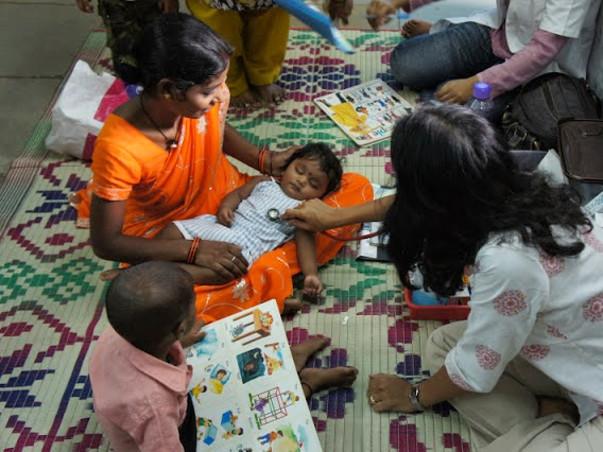 Help us tackle malnutrition