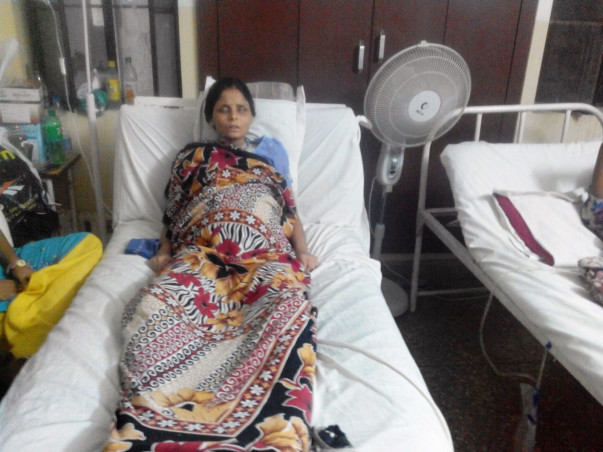I am fundraising to save an18 year old orphan girl