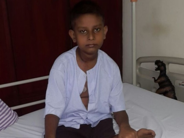 I am fundraising to help Asif fight blood cancer
