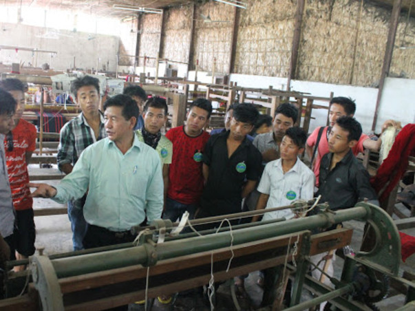 Help us to support dropouts and underprivileged youth in Nagaland undergo skill training. Every little support counts!